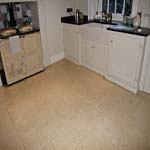 Honey Stone Floor